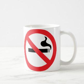 No Smoking Mugs