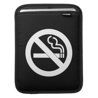 No Smoking Pictogram iPad Sleeve