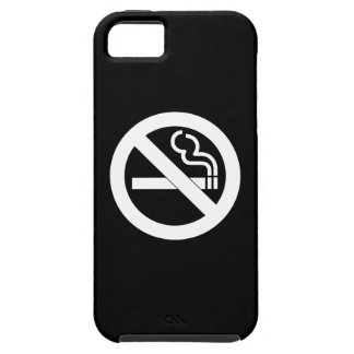 No Smoking Pictogram iPhone 5 Case