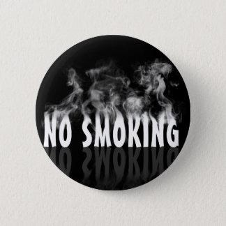No Smoking Pinback Button