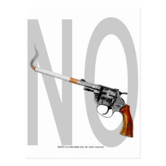 NO Smoking... Postcard