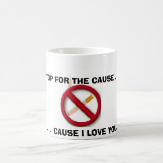 no smoking sign classic white coffee mug
