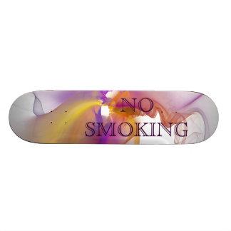 No smoking skateboard decks