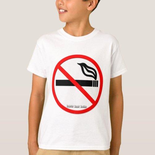 No Smoking T_Shirt
