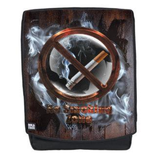 No Smoking Zone Backpack