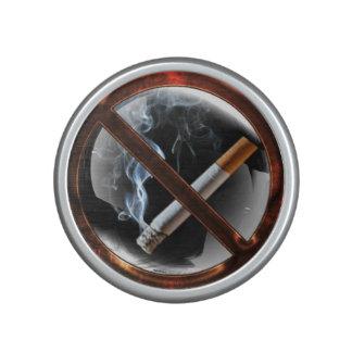 No Smoking Zone Bluetooth Speaker