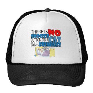No Snooze Cat Bed Trucker Hat