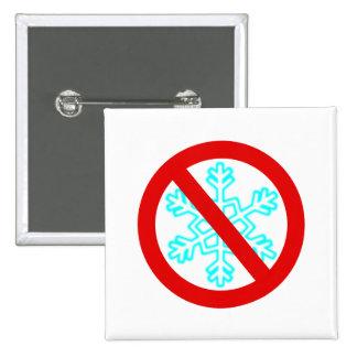 No Snowflake Button