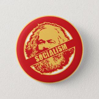 No Socialism Button