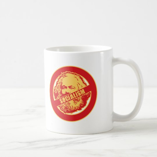 No Socialism Coffee Mug