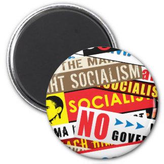 No Socialist Propaganda Magnet