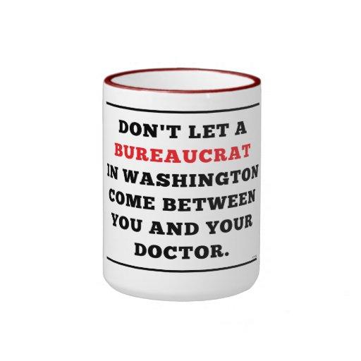 No Socialized Medicine Coffee Mug