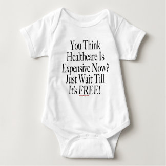 No Socialized Medicine  Infant Creeper