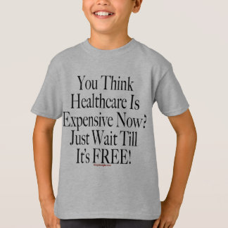 No Socialized Medicine Kids Shirt