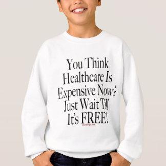 No Socialized Medicine Kid's Sweatshirt