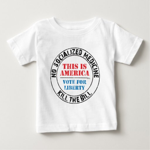No Socialized Medicine Tshirt
