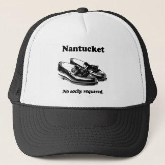 No Socks Required Trucker Hat