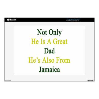 No sólo él es un gran papá que él es también de portátil 38,1cm skin