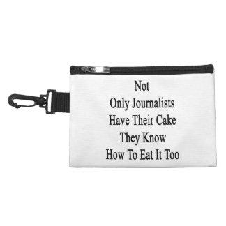 No sólo los periodistas tienen su torta que saben