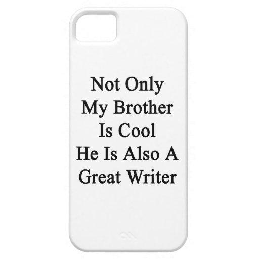 No sólo mi Brother es fresco él es también un gran iPhone 5 Coberturas