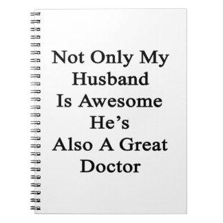 No sólo mi marido es impresionante él es también note book