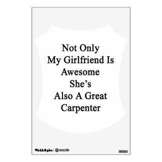 No sólo mi novia es impresionante ella es también