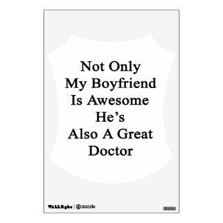 No sólo mi novio es impresionante él es también un