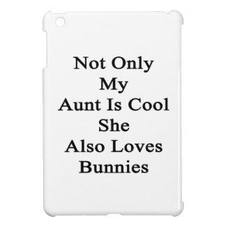 No sólo mi tía Is Cool She Also ama conejitos