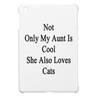 No sólo mi tía Is Cool She Also ama gatos