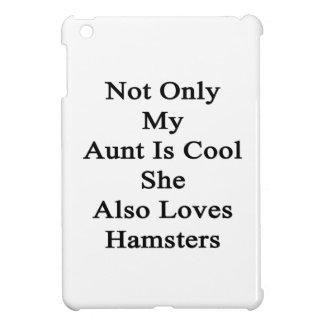 No sólo mi tía Is Cool She Also ama hámsteres