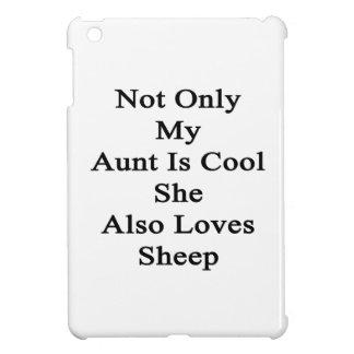 No sólo mi tía Is Cool She Also ama ovejas