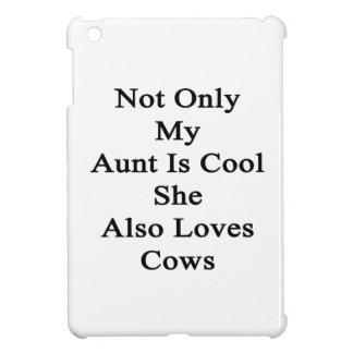 No sólo mi tía Is Cool She Also ama vacas