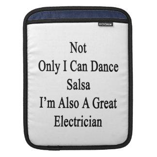 No sólo puedo bailar la salsa que soy también un mangas de iPad
