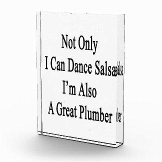 No sólo puedo bailar la salsa que soy también un