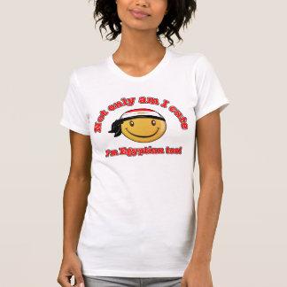¡No sólo soy lindo yo soy egipcio también! Camisetas