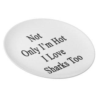 No sólo soy tiburones calientes del amor de I tamb Plato