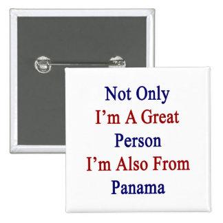 No sólo soy una gran persona que soy también de pins