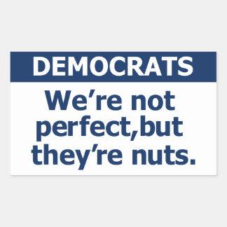 No somos perfectos, pero son rectángulo nuts rectangular altavoz