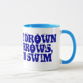 NO Sorrows Mug