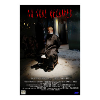 No Soul Required Poster