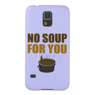 No Soup For You Galaxy Nexus Cases
