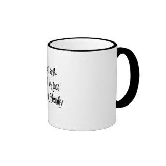 No soy antisocial; No soy apenas de uso fácil Tazas De Café