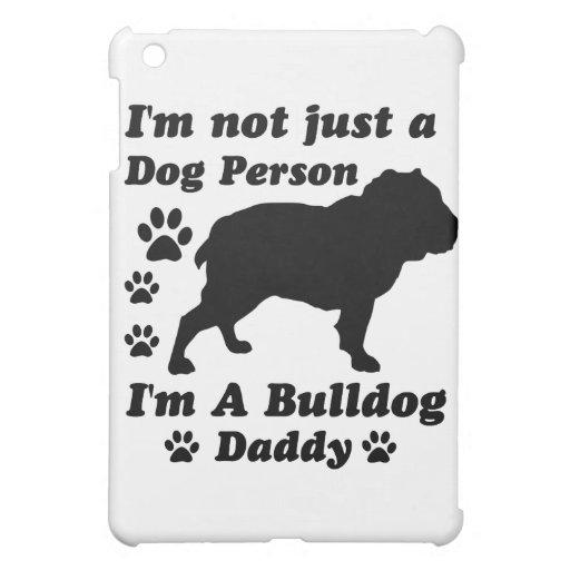 No soy apenas una persona del perro; Soy un papá d
