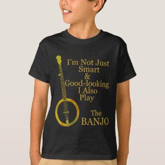 No soy banjo apenas elegante y apuesto remeras