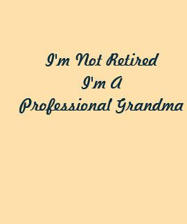 No soy camisa profesional divertida jubilada de la