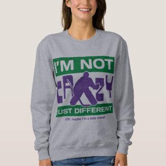 No soy camiseta loca, divertida del portero del