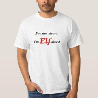 No soy corto yo soy camisa Duende-clasificada