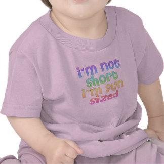 No soy corto yo soy camiseta clasificada diversión