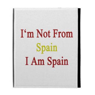 No soy de España que soy España