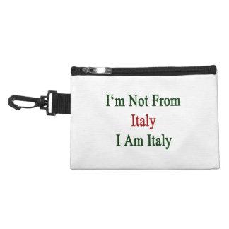 No soy de Italia que soy Italia